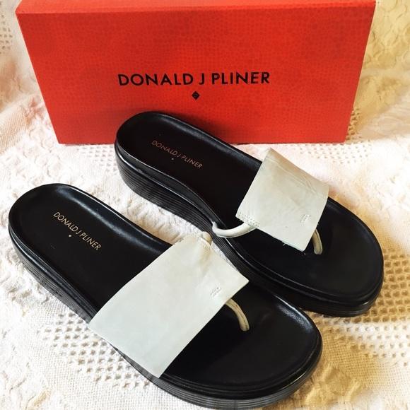 41c5c3749589 Fifi flatform slide sandals by Donald J Pliner